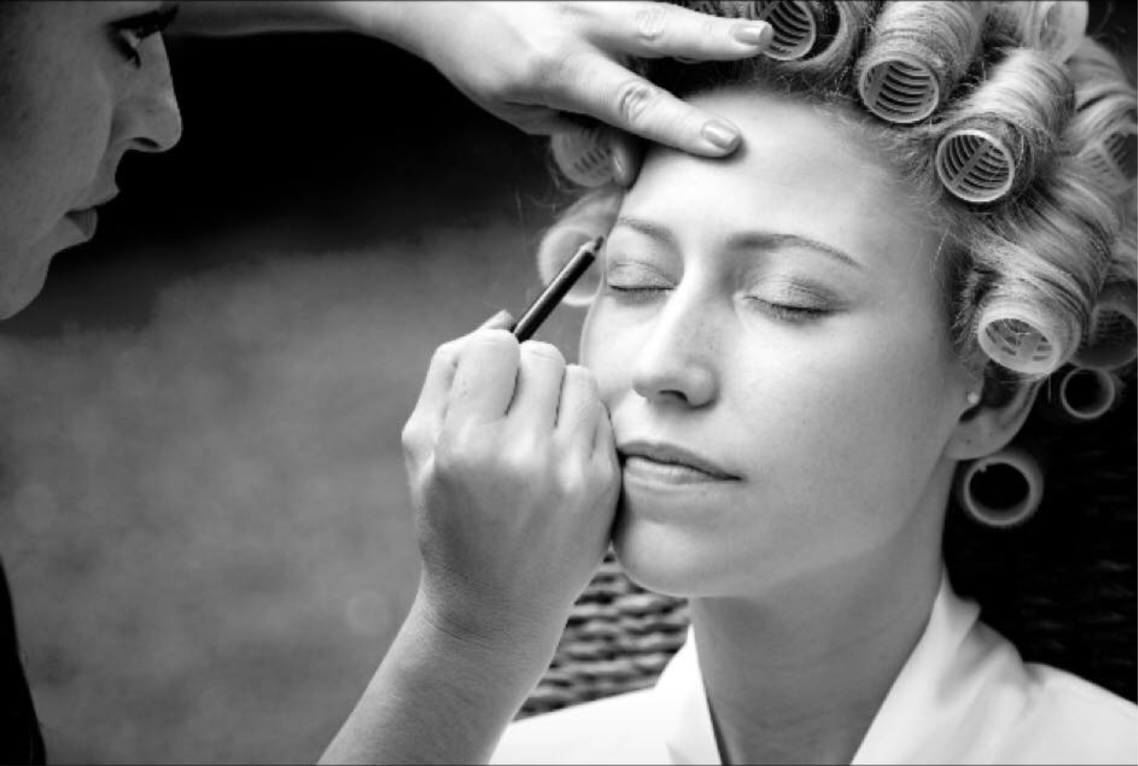 Wedding Day Make Up In Boston Lincolnshire